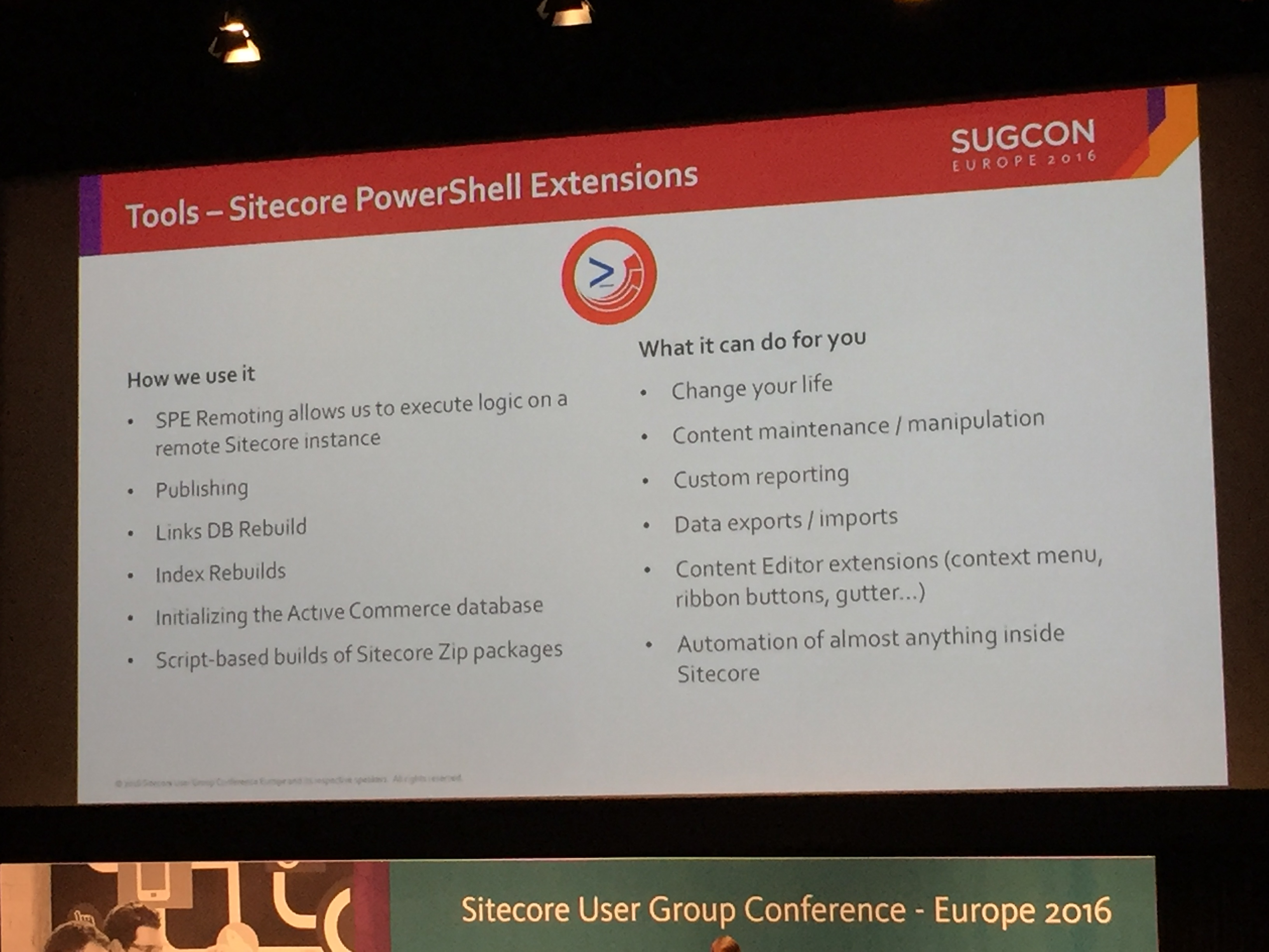 My thoughts on SUGCON 2016 – Day 2 - Flux Digital Blog